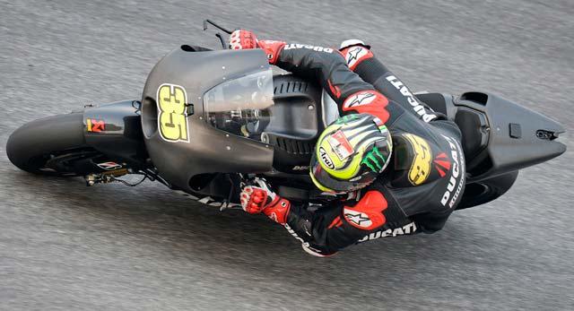 Кэл Кратчлоу, Ducati 2014