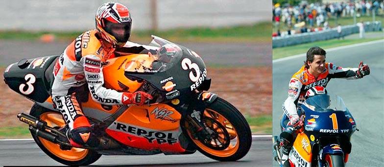 Алекс Кривиль MotoGP