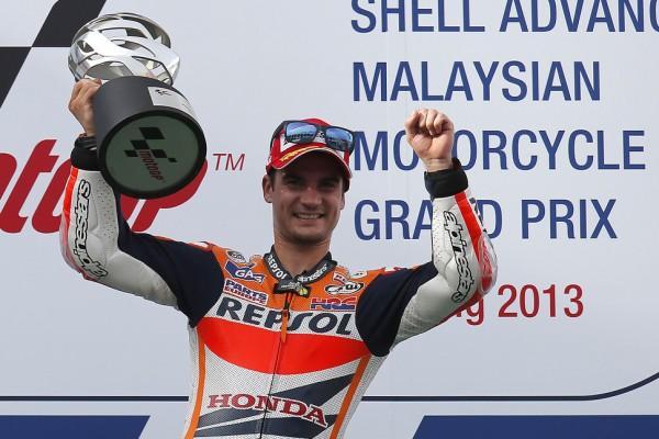 Дани Педроса MotoGP