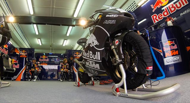 Результаты первого дня официальных тестов Moto3 2014 в Валенсии