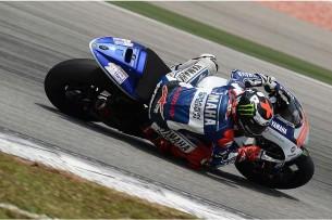 Хорхе Лоренцо Yamaha Factory Racing MotoGP 2014