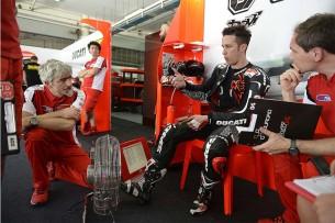 Андреа Довициозо Ducati Team MotoGP 2014