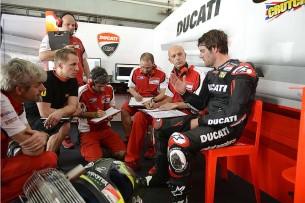 Кэл Кратчлоу Ducati Team MotoGP 2014