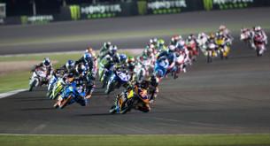 Moto3 Гран-При Катара 2014
