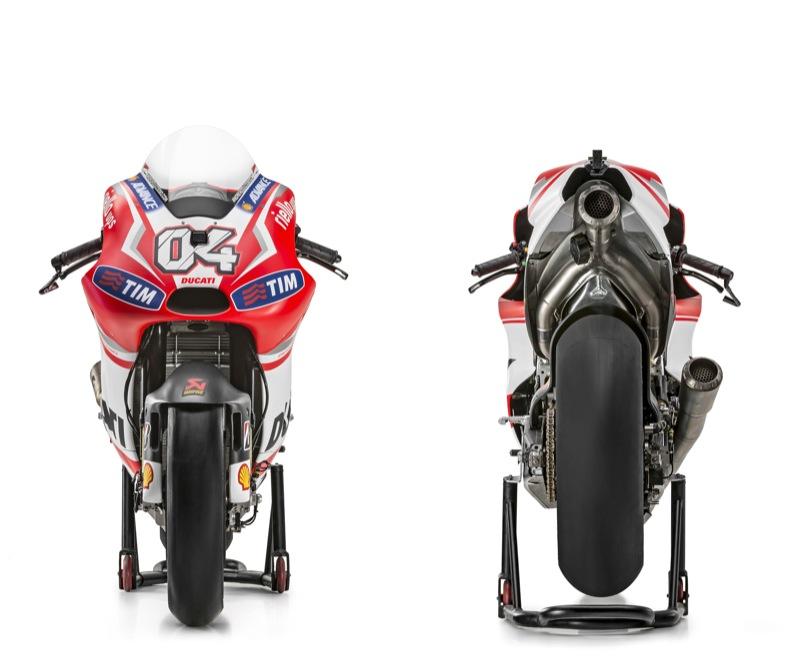 Ducati Team, Desmosedici GP14