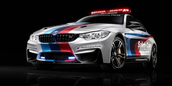 BMW M4 стал автомобилем безопасности чемпионата мира MotoGP 2014 года