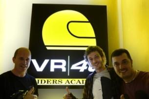 Валентино Росси открыл академию мотоспорта VR|46 Riders