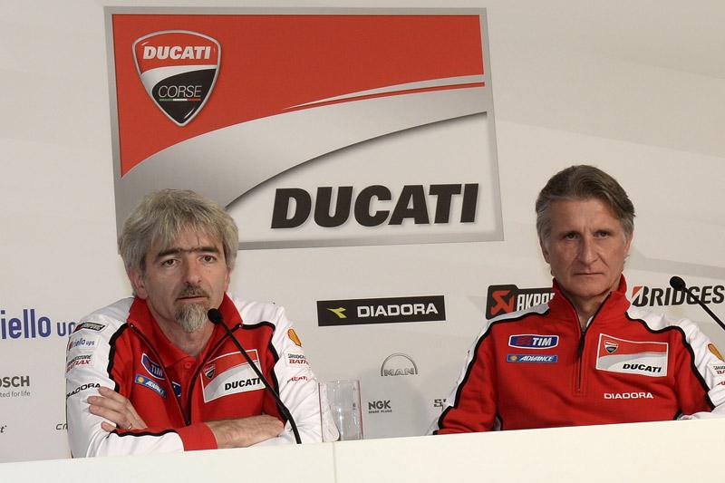 Дебют нового Ducati Desmosedici перенесен на 2015 год