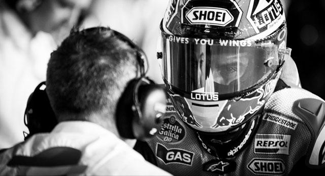 Марк Маркес MotoGP 2014