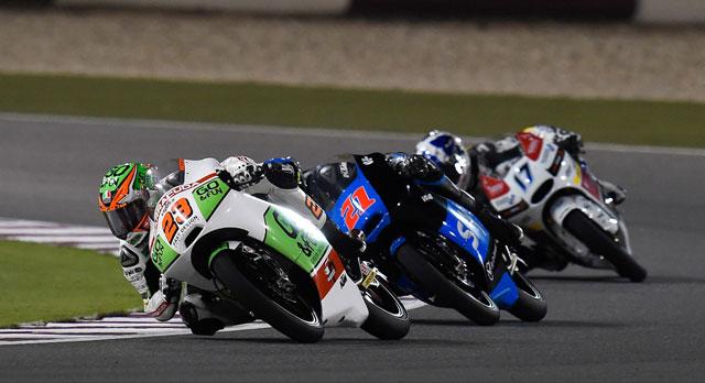Антонелли, Moto3 2014