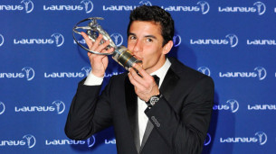 Марк Маркес, Laureus World Sports Awards 2014