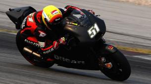 Микеле Пирро, тест-пилот Ducati Team