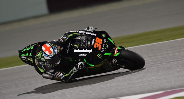 Брэдли Смит, пилот MotoGP Monster Yamaha Tech 3