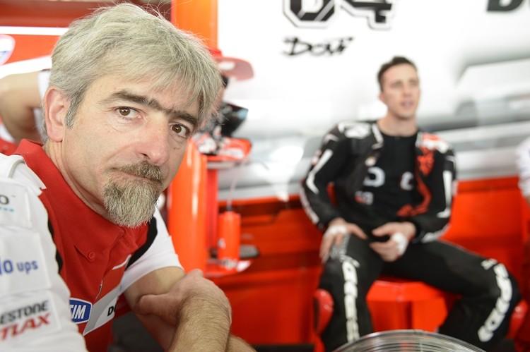 Луиджи Даллинья доволен развитием Ducati Team