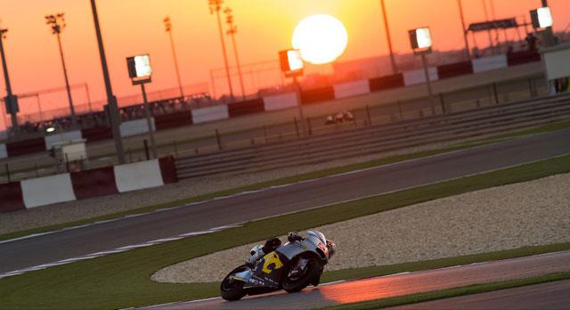 Тито Рабат, Moto2 2014