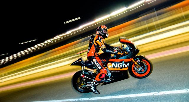 Алекс Эспаргаро, пилот MotoGP NGM Forward Racing