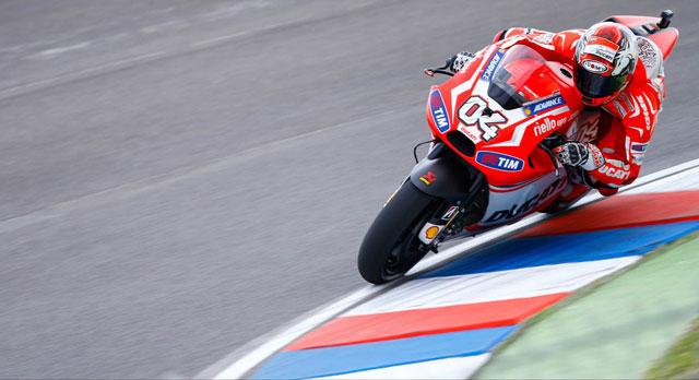 Андреа Довициозо MotoGP 2014
