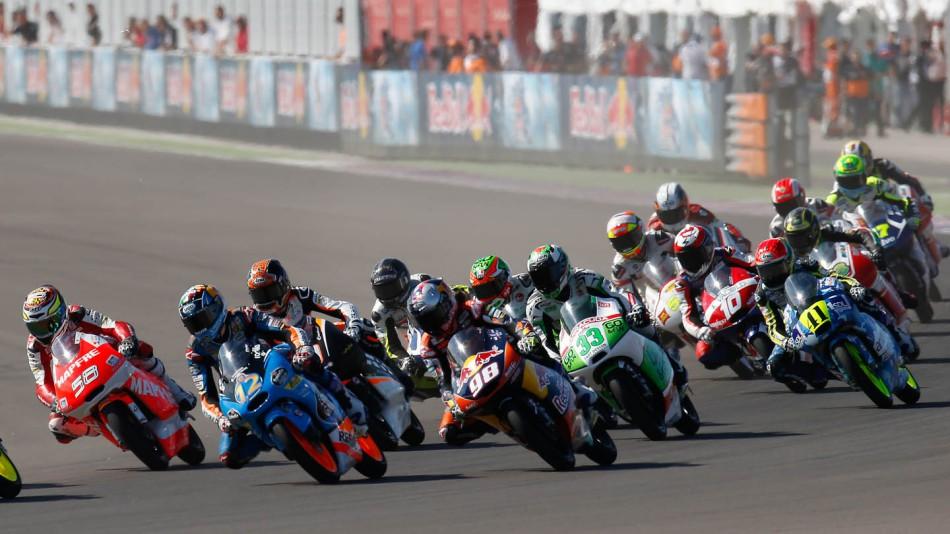 Гонка Moto3 Гран-При Америк 2014