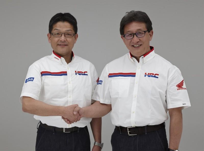 Йосисиге Номура - новый президент HRC