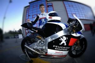 Peugeot в чемпионате мира Moto3 с 2016 года