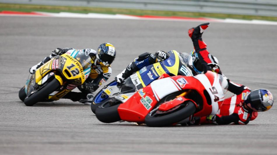MotoGP Гран-При Америк 2014