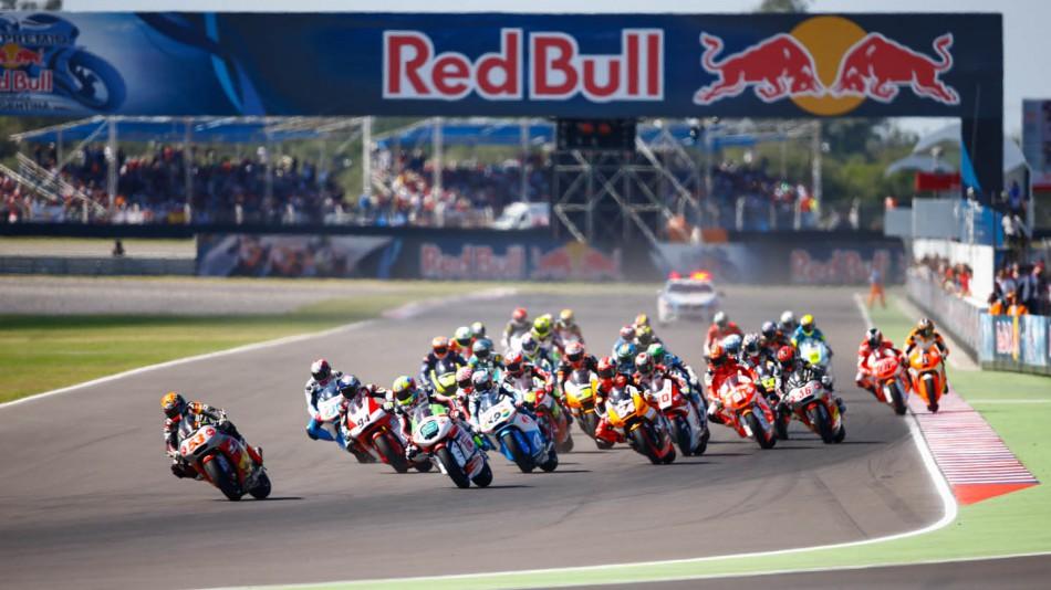Гонка Moto2 Гран-При Америк 2014