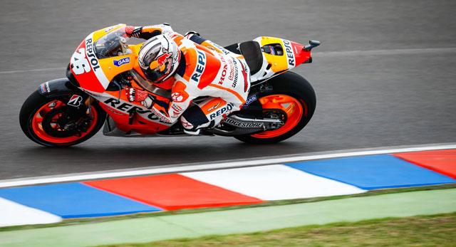 Дани Педроса MotoGP 2014