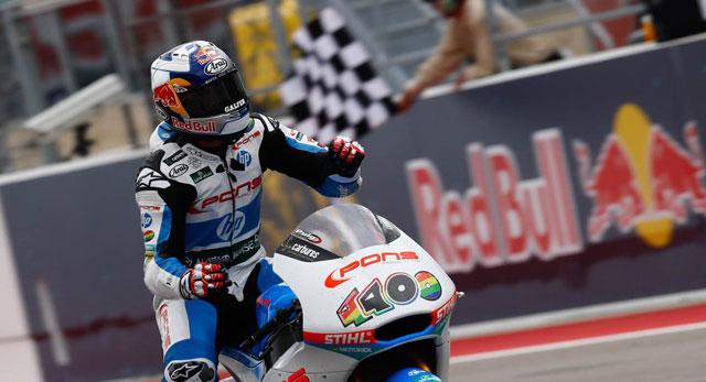 Маверик Виньялес Moto2 2014