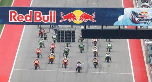 Гонка MotoGP Гран-При Америк 2014 (RUS, HD)