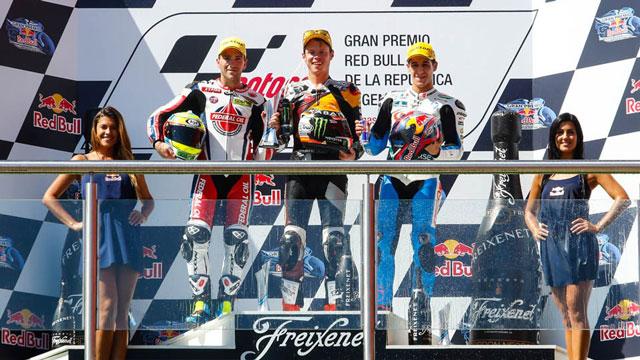 Победители гонки Moto2 Гран-При Аргентины 2014