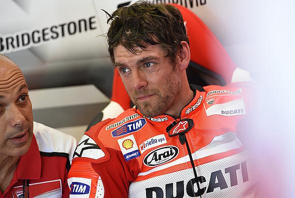 Кэл Крачлоу, Ducati Team. MotoGP 2014
