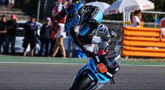 Данило Петруччи MotoGP 2014