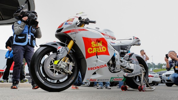 Марко Симончелли - легенда MotoGP
