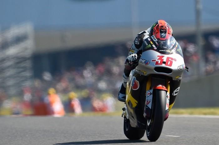 Результаты гонки Moto2 Гран-При Франции 2014