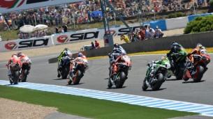 Гонка MotoGP Гран-При Аргентины 2014