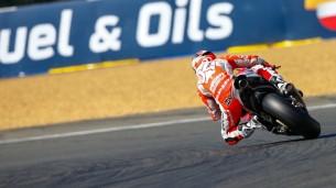 MotoGP Гран-При Франции 2014: Slow motion