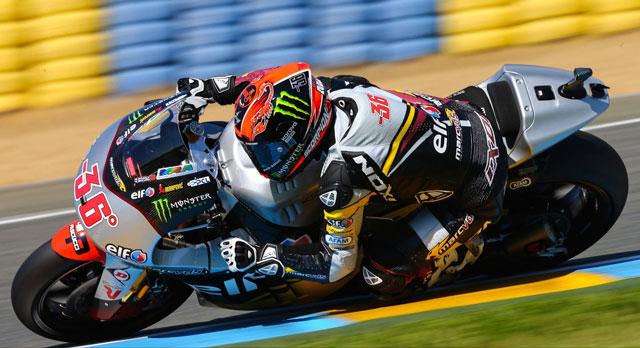 Мика Калли, Moto2 2014
