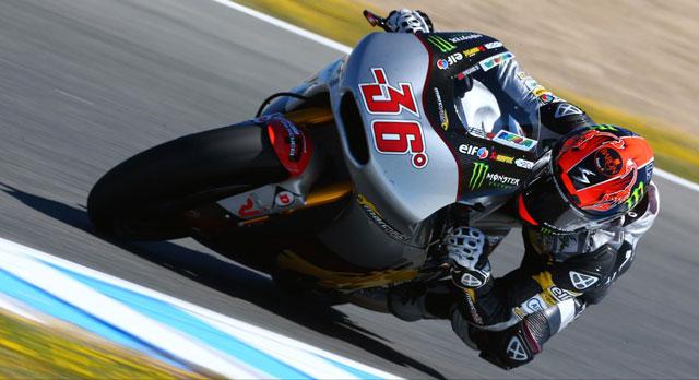 Мика Каллио, Moto2 2014