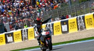 Мика Каллио Moto2 2014