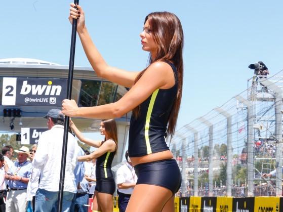 MotoGP Гран-При Испании 2014: Девушки паддока