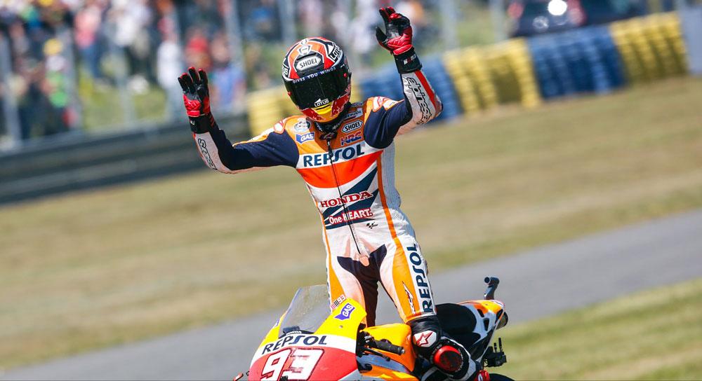 Марк Маркес, MotoGP 2014
