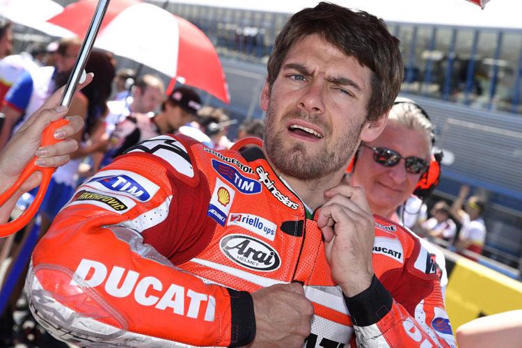 Кэл Кратчлоу MotoGP 2014