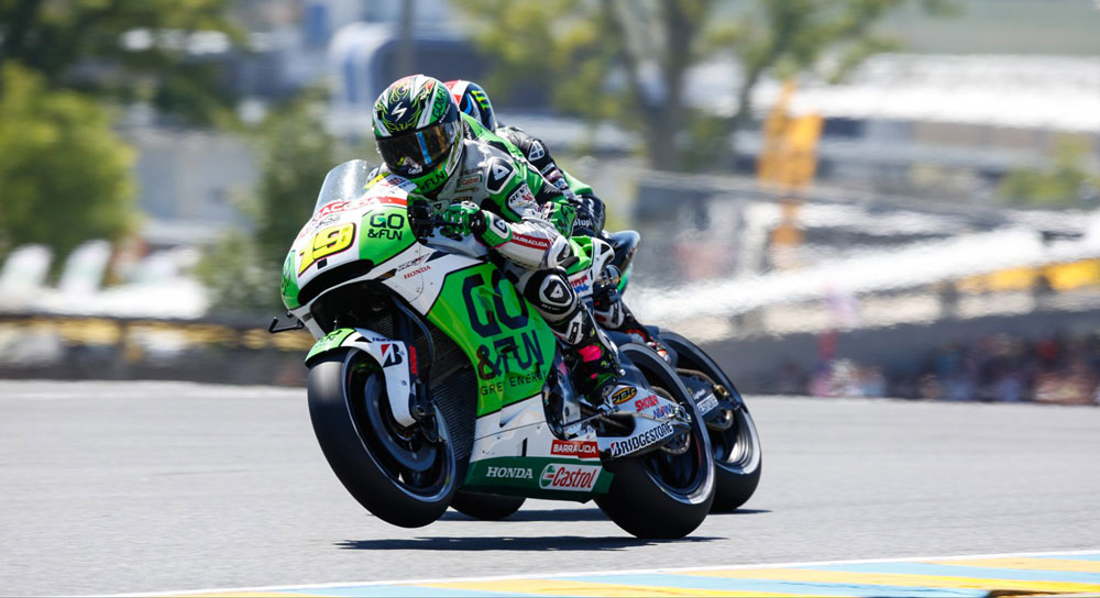 Альваро Баутиста, MotoGP 2014