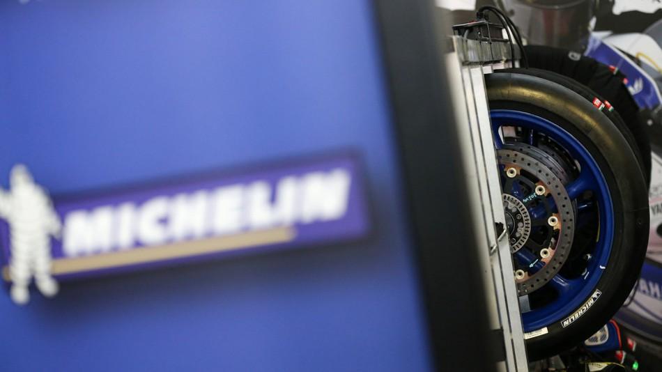 Michelin - поставщик покрышек MotoGP с 2016 года