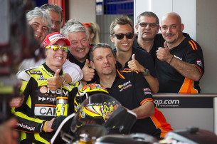 Алекс Эспаргаро, NGM Forward Racing, MotoGP 2014