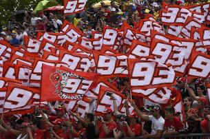 Марк Маркес и его фан-клуб, MotoGP 2014