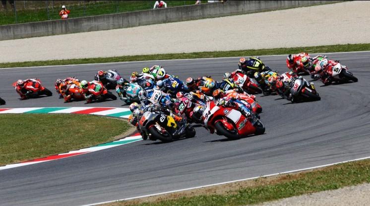 Moto2 2014 Муджелло