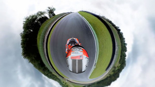 Панорамное видео: Ducati записала Муджелло на камеру 360°