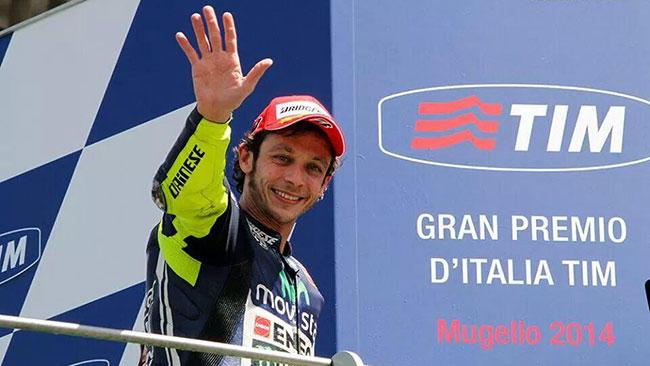 Валентино Росси, MotoGP 2014