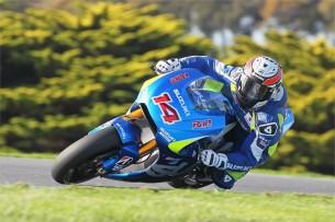 Рэнди Де Пюнье, Suzuki MotoGP 2014
